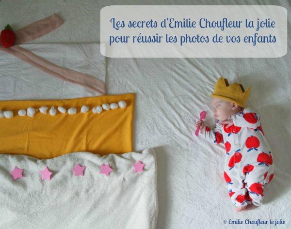 Comment faire de jolies photos d'enfants par Emilie Choufleur la jolie
